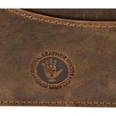 Bild 3 von Spirit Motors Vintage Leder Geldbörse 13 Fächer braun