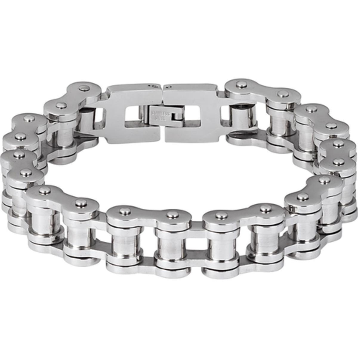 Bild 1 von Spirit Motors Edelstahl Armband 1.0 silber