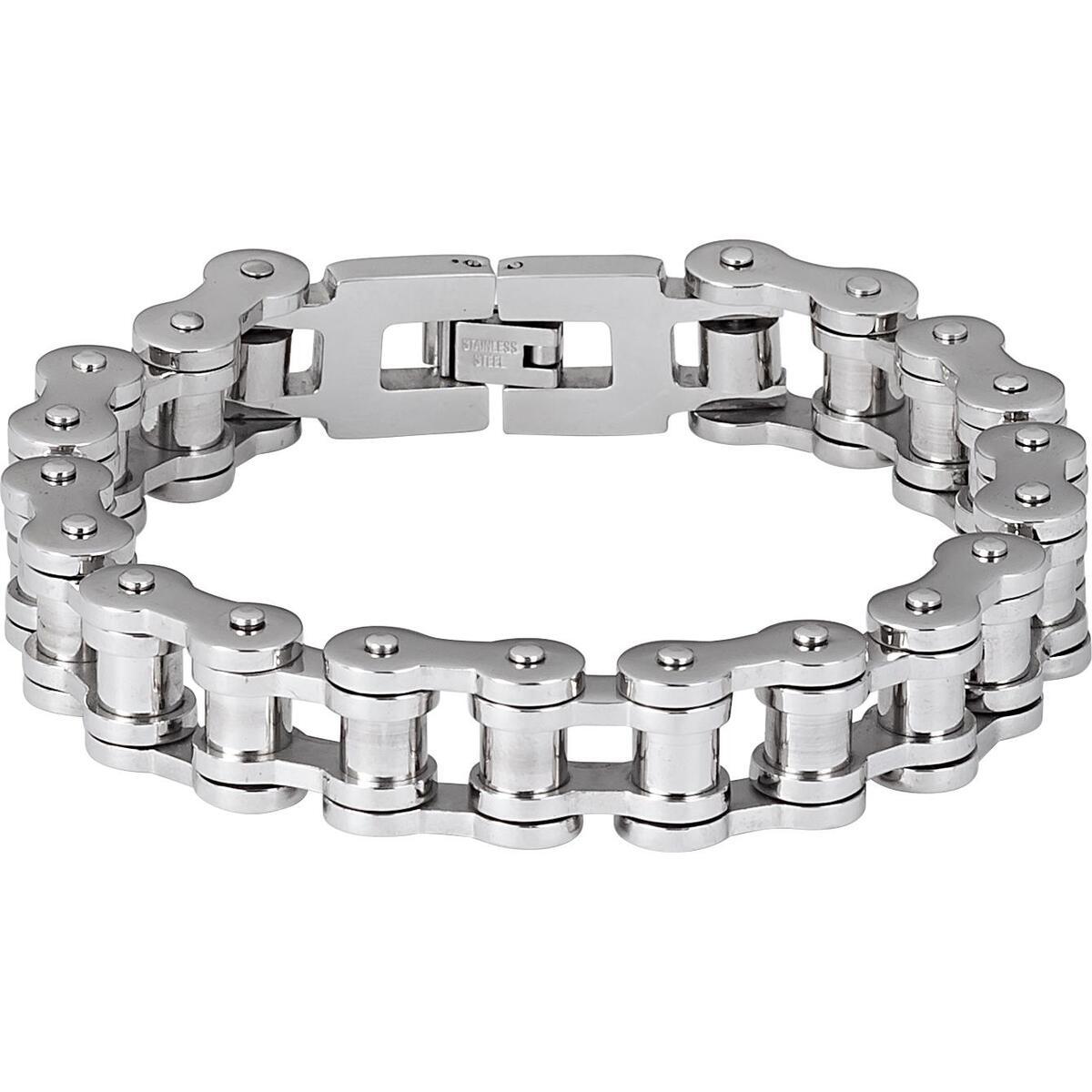 Bild 2 von Spirit Motors Edelstahl Armband 1.0 silber