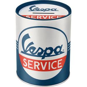 "Nostalgic-Art Spardose ""Vespa - Service"""