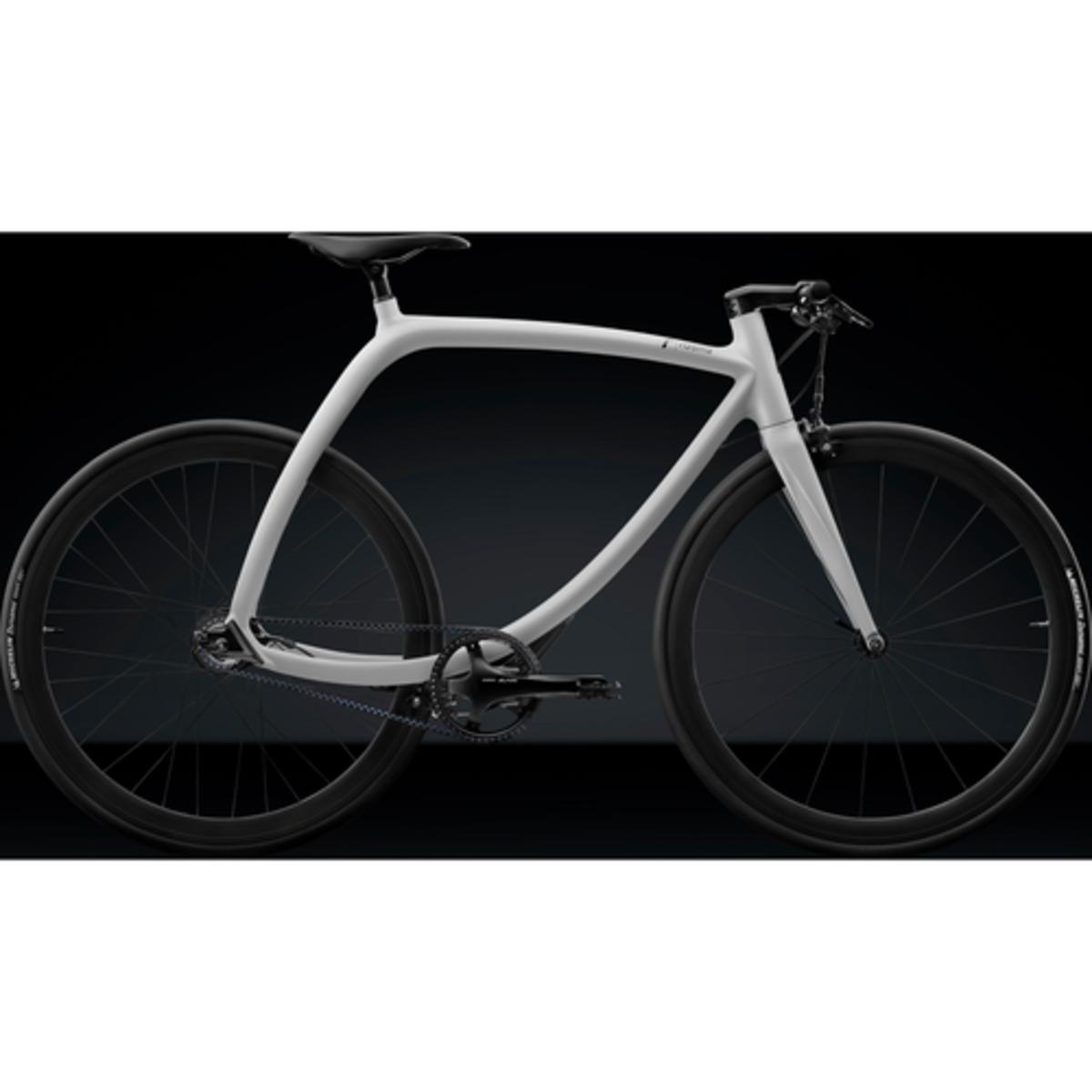 Bild 2 von Rizoma Metropolitan Bike RS77 weiß