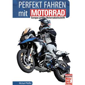 "Buch - Motorrad - ""Perfekt fahren"""