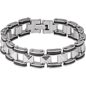 Spirit Motors Edelstahl Armband 3.0 silber