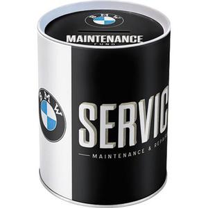 "Nostalgic-Art Spardose ""BMW-Service"" schwarz"