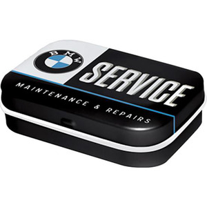 Nostalgic-Art Pillendose BMW Service