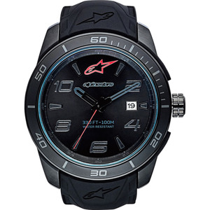 Alpinestars Armbanduhr Tech Watch 3H Black