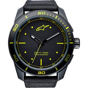 Alpinestars Armbanduhr Tech Watch 3H Yellow