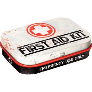 Nostalgic-Art Pillendose First Aid Kit