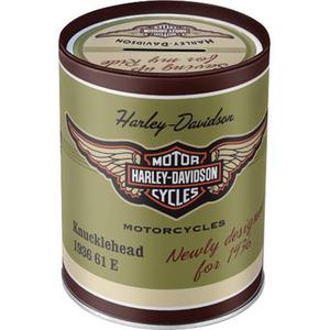 "Nostalgic-Art Spardose ""Harley-Davidson Knucklehead"""