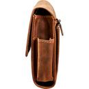 Bild 4 von Spirit Motors Vintage Leder Gürteltasche für Zigarettenschac braun
