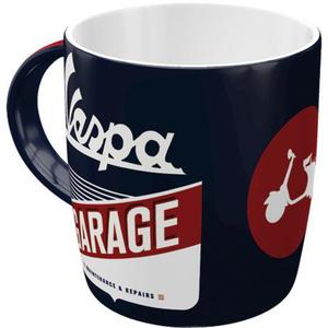 """Nostalgic-Art Tasse """"Vespa - Garage"""" 330 ml"""