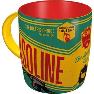 """Nostalgic-Art Tasse """"Gasoline"""" 330 ml"""