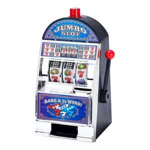 PartyFunLights Jumbo-Slot-Maschine mit Licht, ca. 20x11x12cm