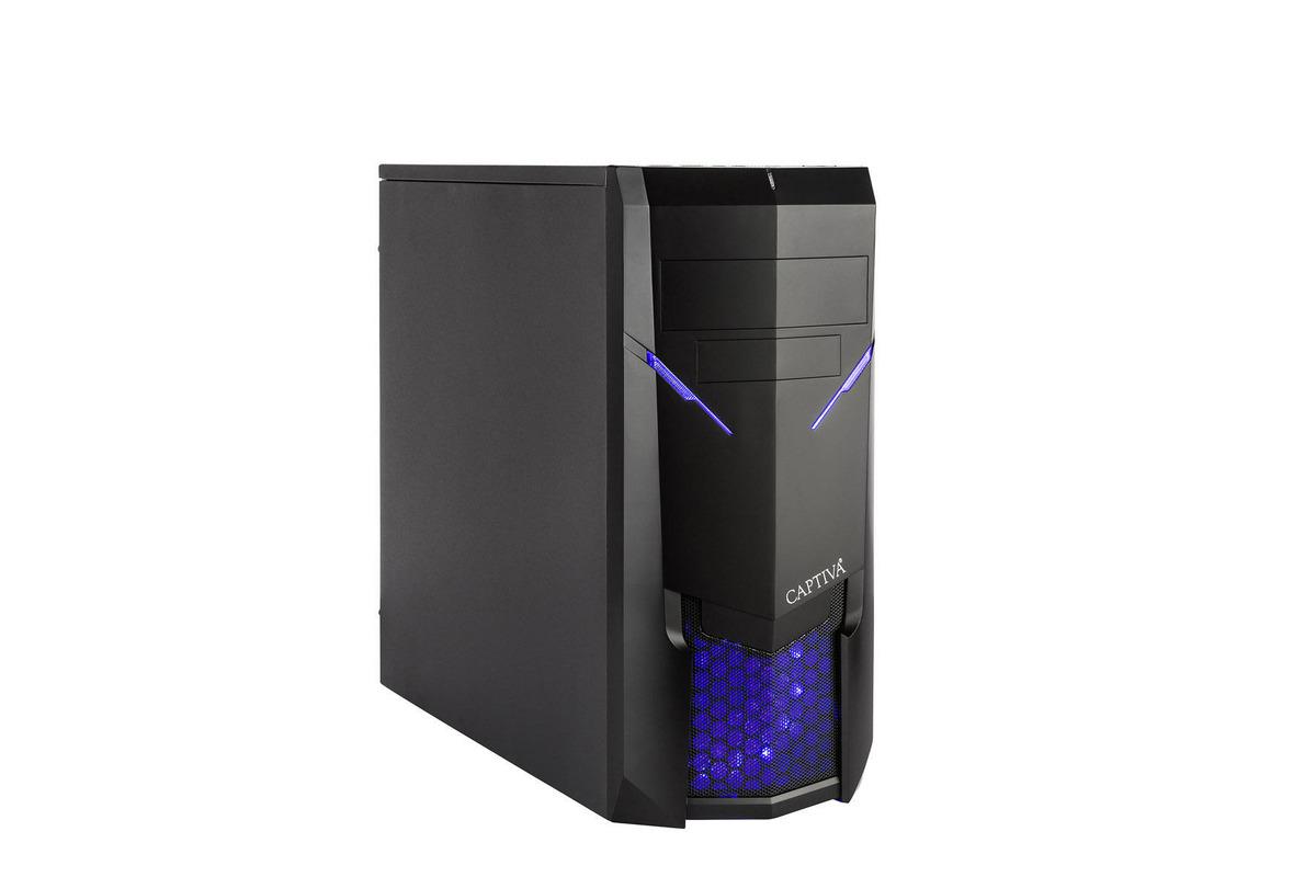 Bild 1 von CAPTIVA I50-868 Desktop PC mit Celeron, 240 GB, Intel UHD 610 und 8 GB RAM
