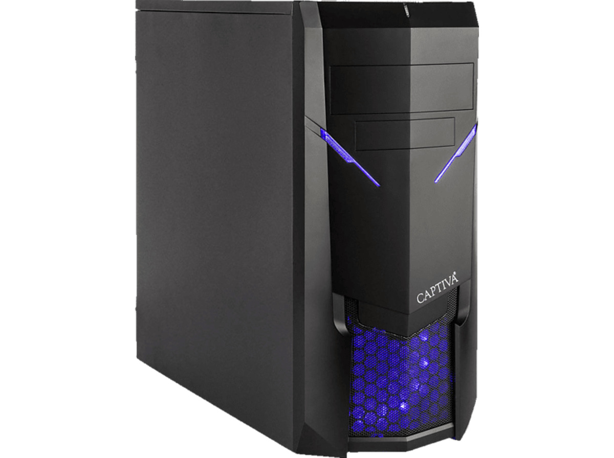 Bild 2 von CAPTIVA I50-868 Desktop PC mit Celeron, 240 GB, Intel UHD 610 und 8 GB RAM