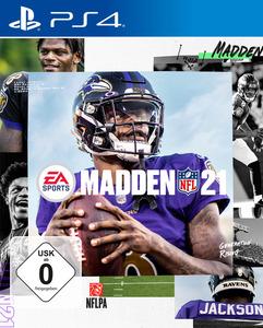 Madden NFL 21 für PlayStation 4 online