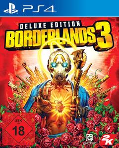 Borderlands 3 (Deluxe Edition) für PlayStation 4 online