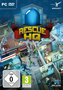 Aerosoft Rescue HQ-The Tycoon für PC online