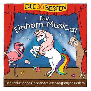 Die 30 Besten: Das Einhorn-Musical Sommerland,S./Glück,K.& Kita-Frösche,Die auf CD online