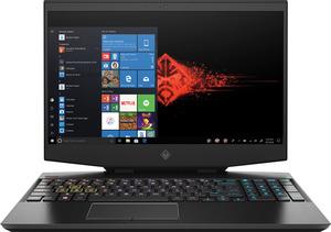HP OMEN 15-dh0301ng, Notebook mit 15.6 Zoll Display, Core™ i7 Prozessor, 16 GB RAM, 1000 GB HDD, 256 GB SSD, NVIDIA® GeForce® GTX 1660 Ti, Schwarz