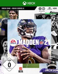 Madden NFL 21 [Xbox One]