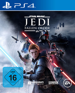 Star Wars Jedi: Fallen Order - Standard Edition [PlayStation 4]