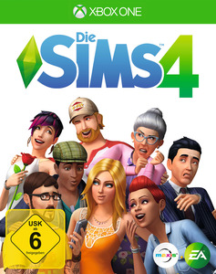 Die Sims 4 - Standard Edition [Xbox One]