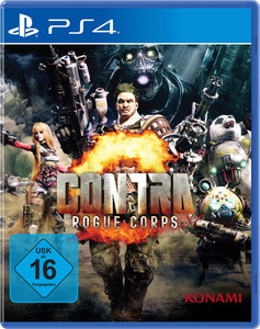 Contra: Rogue Corps [PlayStation 4]