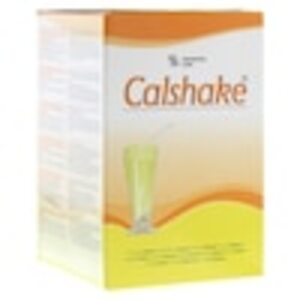 Fresenius Kabi Produkte Calshake Banane Beutel Pulver,609g Gewichtsabnahmemittel 0.609 kg
