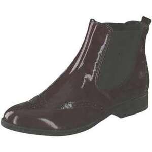 Gabor Chelsea Boots Damen rot