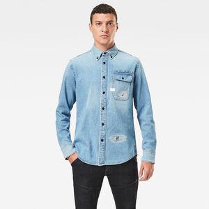 Bristum Button Down Slim Hemd