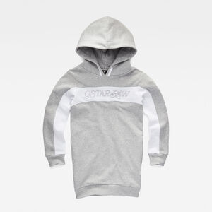 Hooded Sweat Kleid