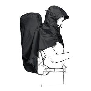 Jack Wolfskin Raincover Hoody 30-45l Regenüberzug one size phantom phantom