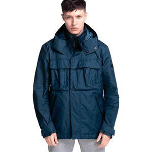 Jack Wolfskin THE Utility Jacket Men Hardshell-Jacke Männer XL blau poseidon blue