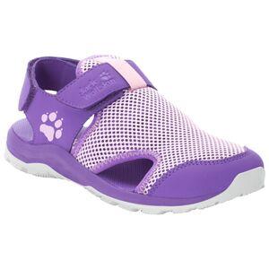 Jack Wolfskin Outdoor Water Action Sandal Kids Kinder Sandalen 26 violett purple / rose