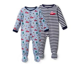 2 Baby-Pyjamas