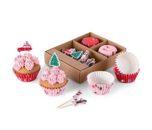 Muffin-Deko-Set