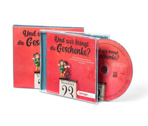 CD »Und wer bringt die Geschenke?«