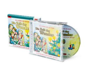 CD »Die Zeit der Wunder – Rolf Zuckowski und seine Freunde«