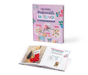Mein großes Weihnachtsbastelbuch