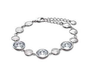 Armband mit Rivoli-Kristallen von Swarovski®