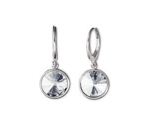 Ohrhänger mit Rivoli-Kristallen von Swarovski®