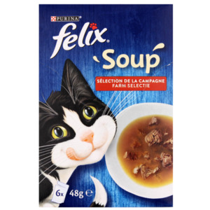 Felix Suppe Katzenfutter