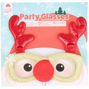 Cool2Party Partybrille Weihnachten