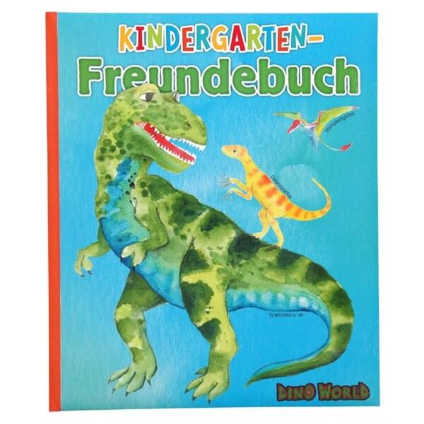 Dino World Kindergarten-Freundebuch