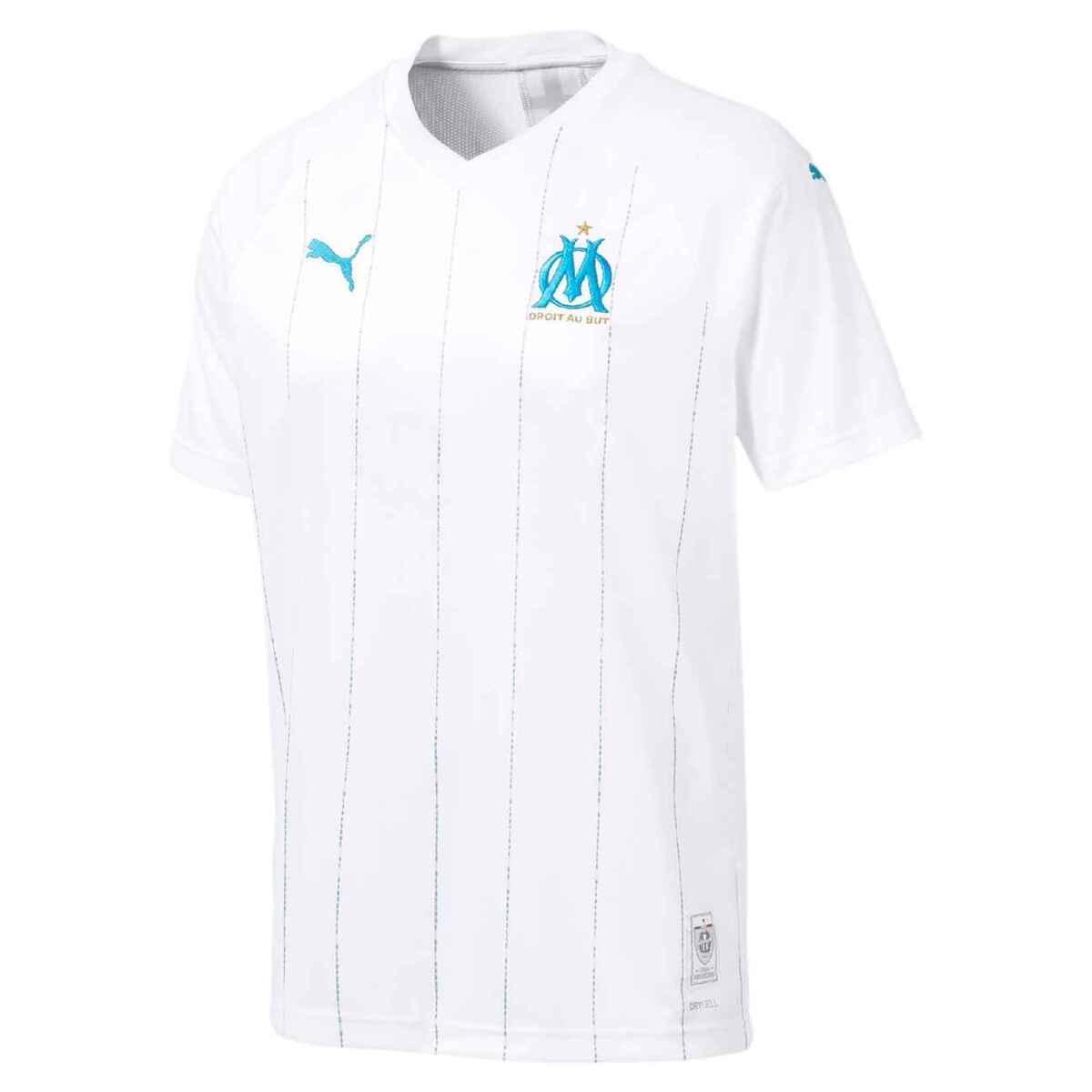 Bild 1 von Fußballtrikot Olympique Marseille Heim 19/20 Erwachsene