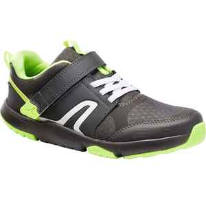 Sportschuhe Walking Actiwalk Kinder grau/grün