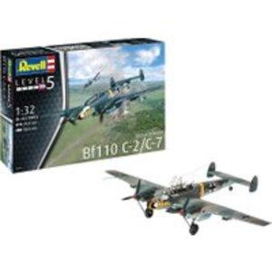 Revell Messerschmitt Bf110 C-2/C-7 1:32