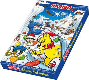 Haribo Adventskalender Haribo Süßwaren Allerlei, 300 g