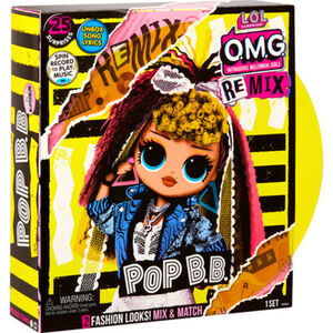 "L.O.L. Surprise OMG Remix-Doll ""Pop B.B."""